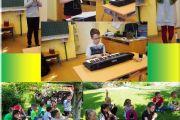 Gyermekkoncert és rendhagyó környezet óra