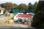 Sportpályaépítés és udvarfelújítás